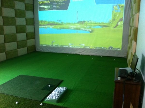 SCREEN GOLF 3D