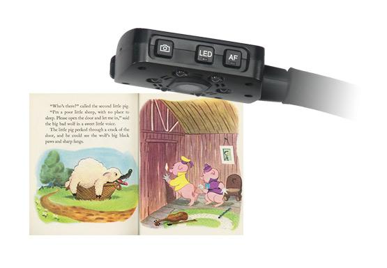 may chieu vat the Aver Vision U50 - độ phân giải Full HD