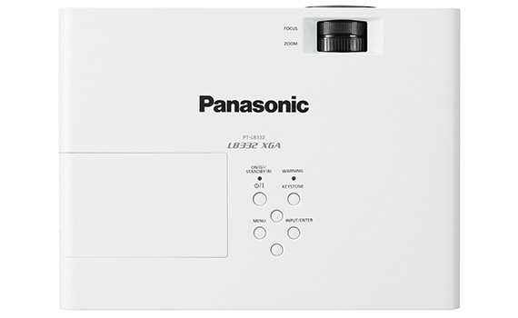 MAY CHIEU PANASONIC PT-LB332 VOI DO PHAN GIAI XGA